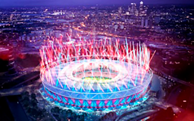 West Ham United New Home!