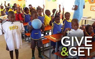 Donations to Zimbabwe