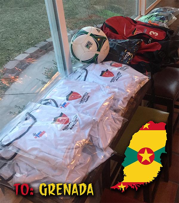 Gear for Grenada