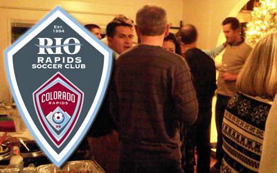 Rio rapids sc holiday party 2013