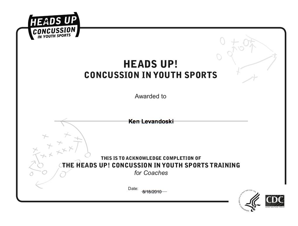 Ken-levandoski-soccer-concussion training-certificate