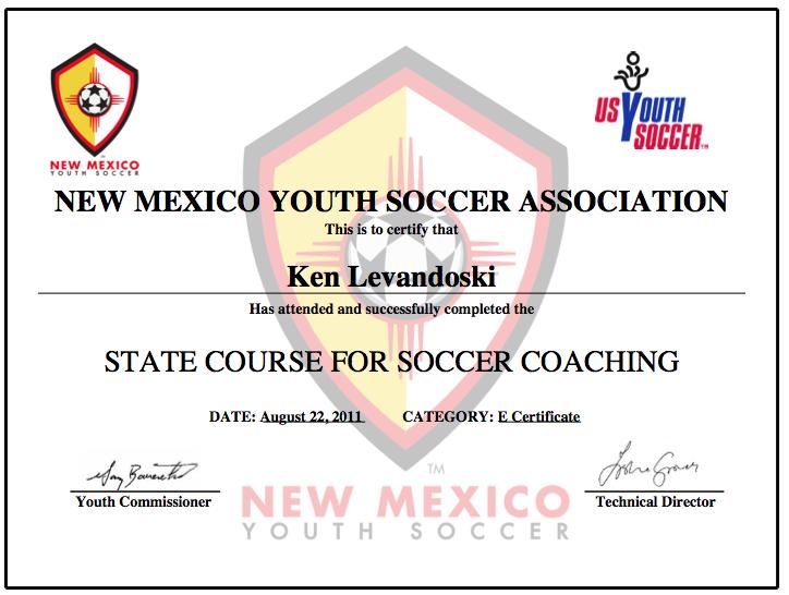 Ken-levandoski-soccer-e-certificate