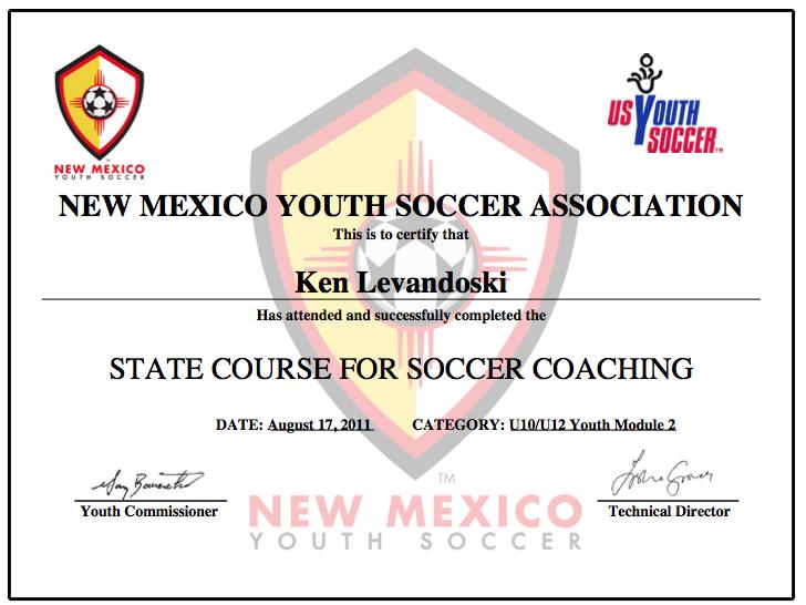 Ken-levandoski-soccer-u10-u12-certificate