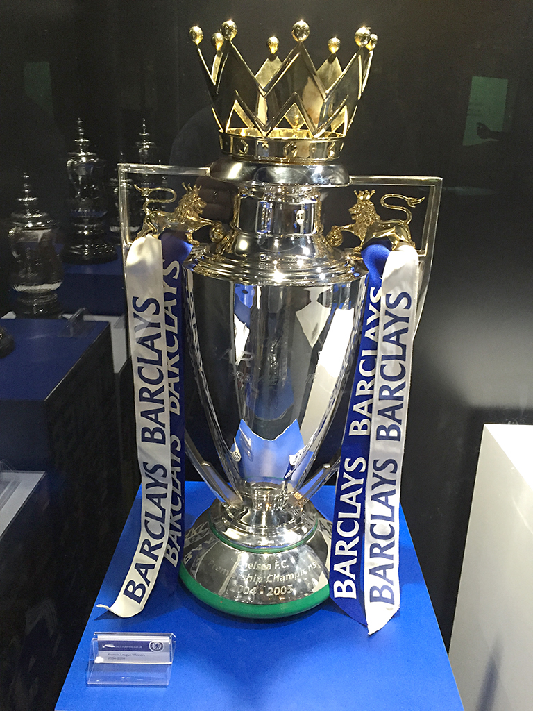GOS At Stamford Bridge