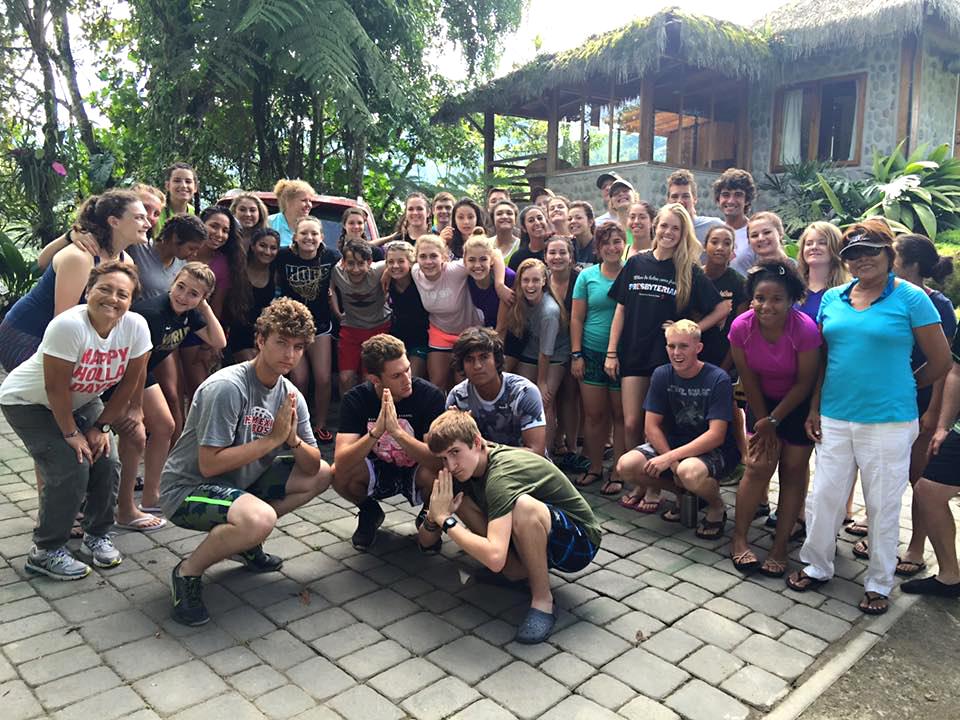 Hope christian students ecuador mission